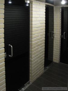 Одностворчатые двери