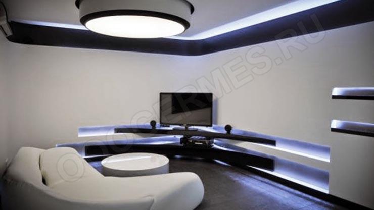 Комната для просмотра видео
