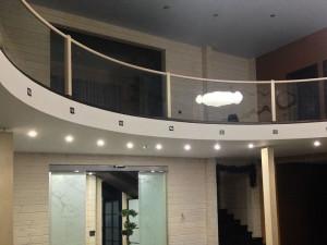 Общий вид с 1-го этажа