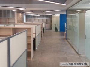Офисные межстольные экраны - фото 2