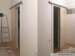 Светопрозрачные раздвижные двери