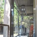 Маятниковые двери 2