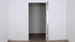 Перед установкой двери