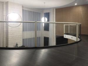 Вид со 2-го этажа