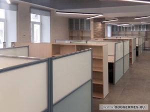 Офисные межстольные экраны - фото 1