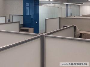 Офисные межстольные экраны - фото 4