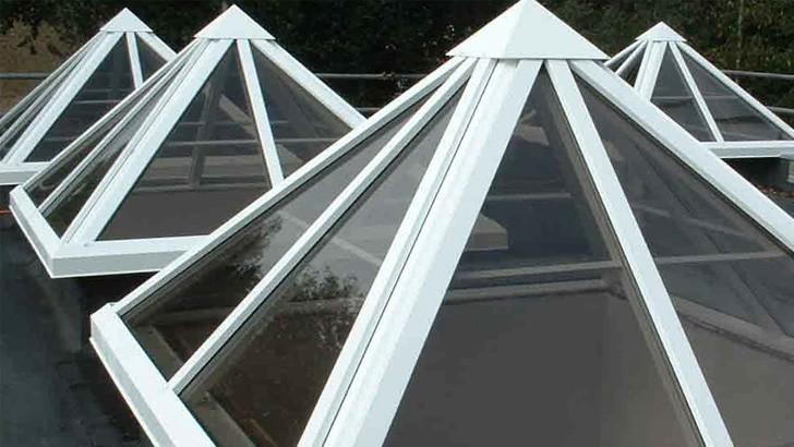 Световые купола