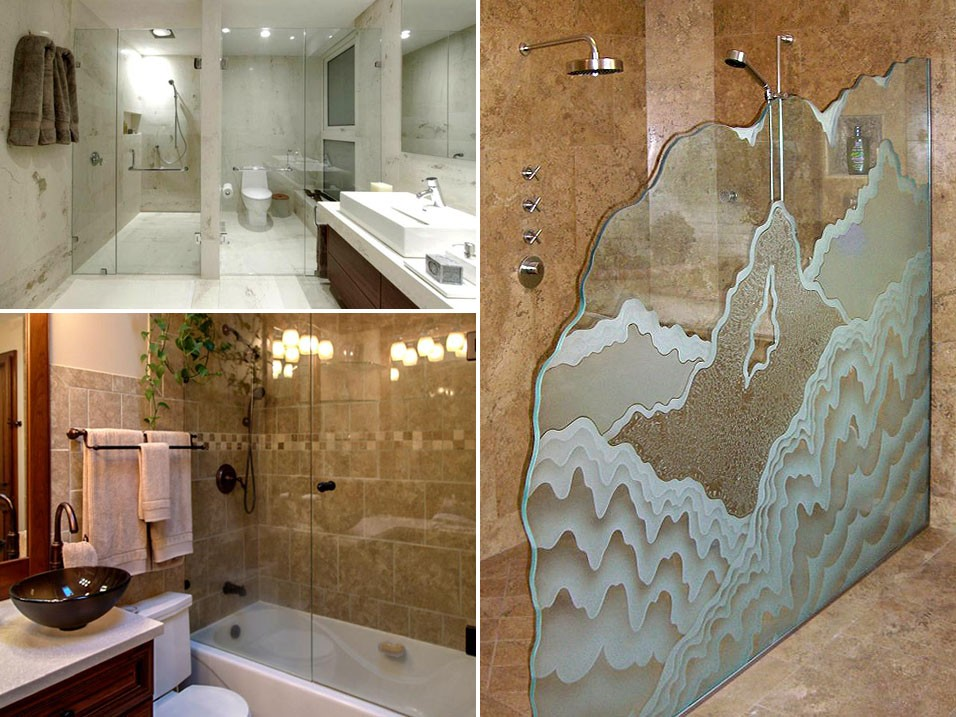 Для душевых и ванных комнат