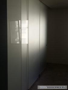 Светопрозрачность матового стекла