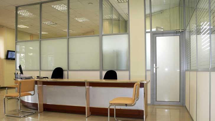 Зонирование делового пространства