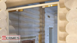 Двери для частного деревянного дома